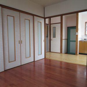 洋室6帖・キッチン