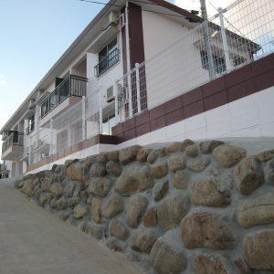 エーリ山下 2K・203号室(高台)